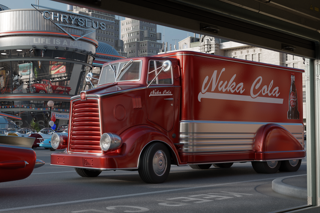 Nuka-Cola-Delivery-Truck-outside-showroom.png